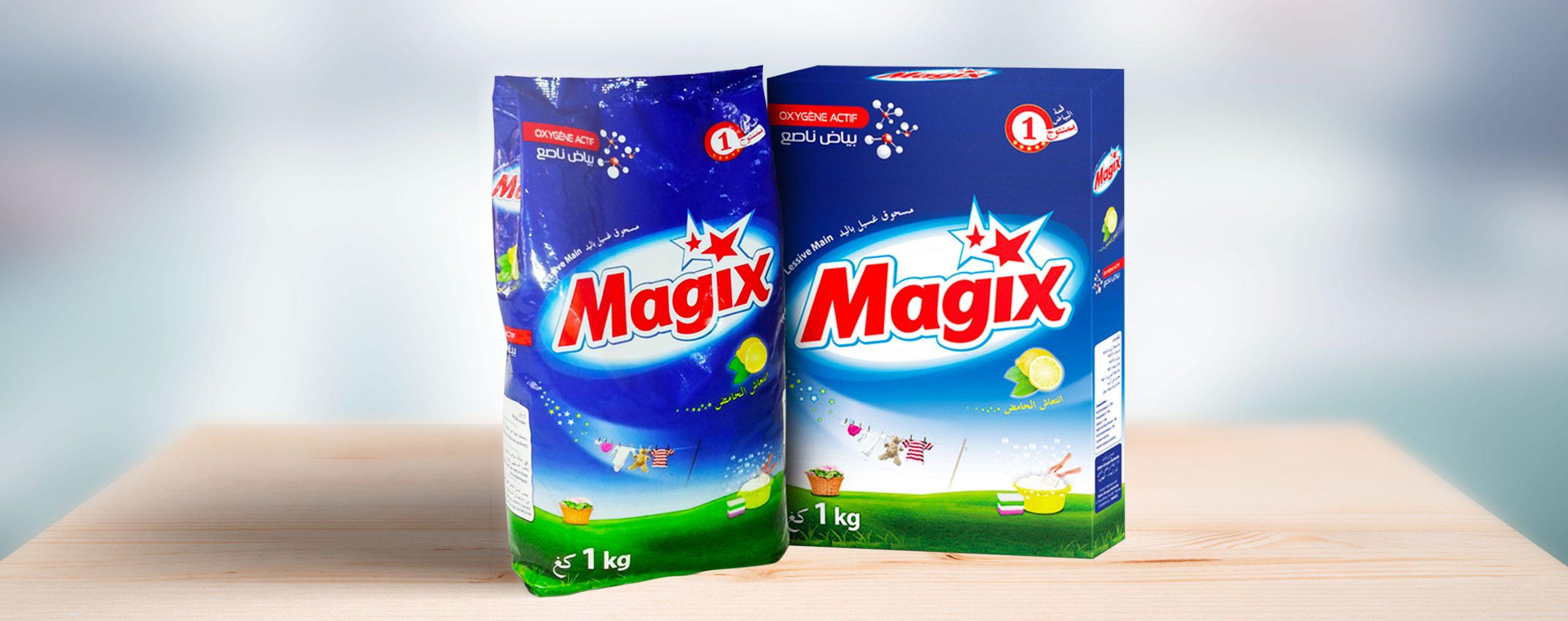magix packaging